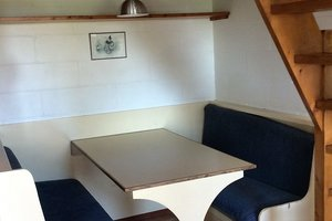Appartement 5 eethoek en dinette